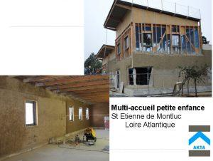 LE BÉTON DE CHANVRE CONSTRUCTIONS TERMINÉ