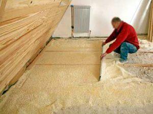 Isolant bruit plancher