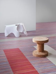 Revêtement de sol marmoleum