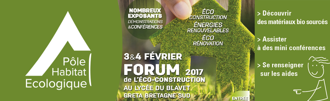 forum construction ecologique