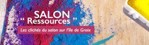 salon-ressources à Groix
