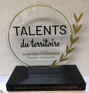 Trophée talents du territoire